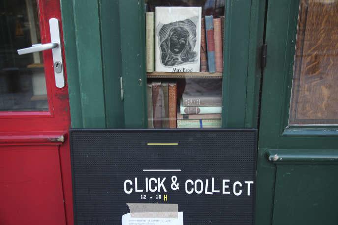 Confinement : les librairies se convertissent massivement au « click and collect »